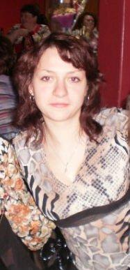 Анна Пшенина, 18 мая 1990, Мурманск, id87585386